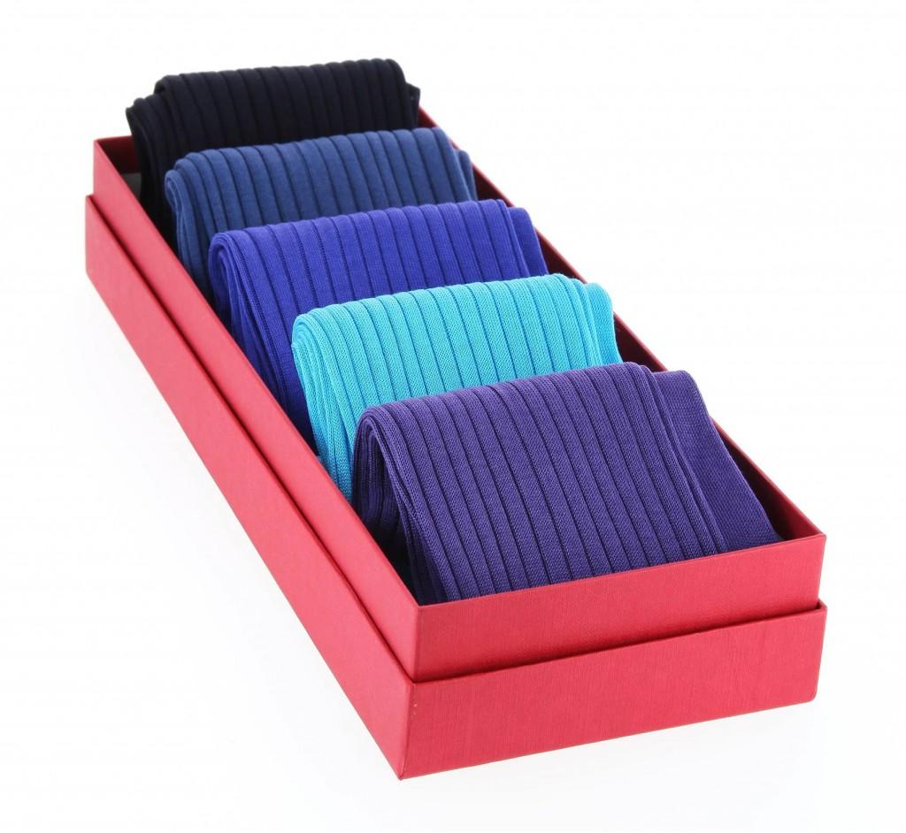 Chaussette fil d écosse