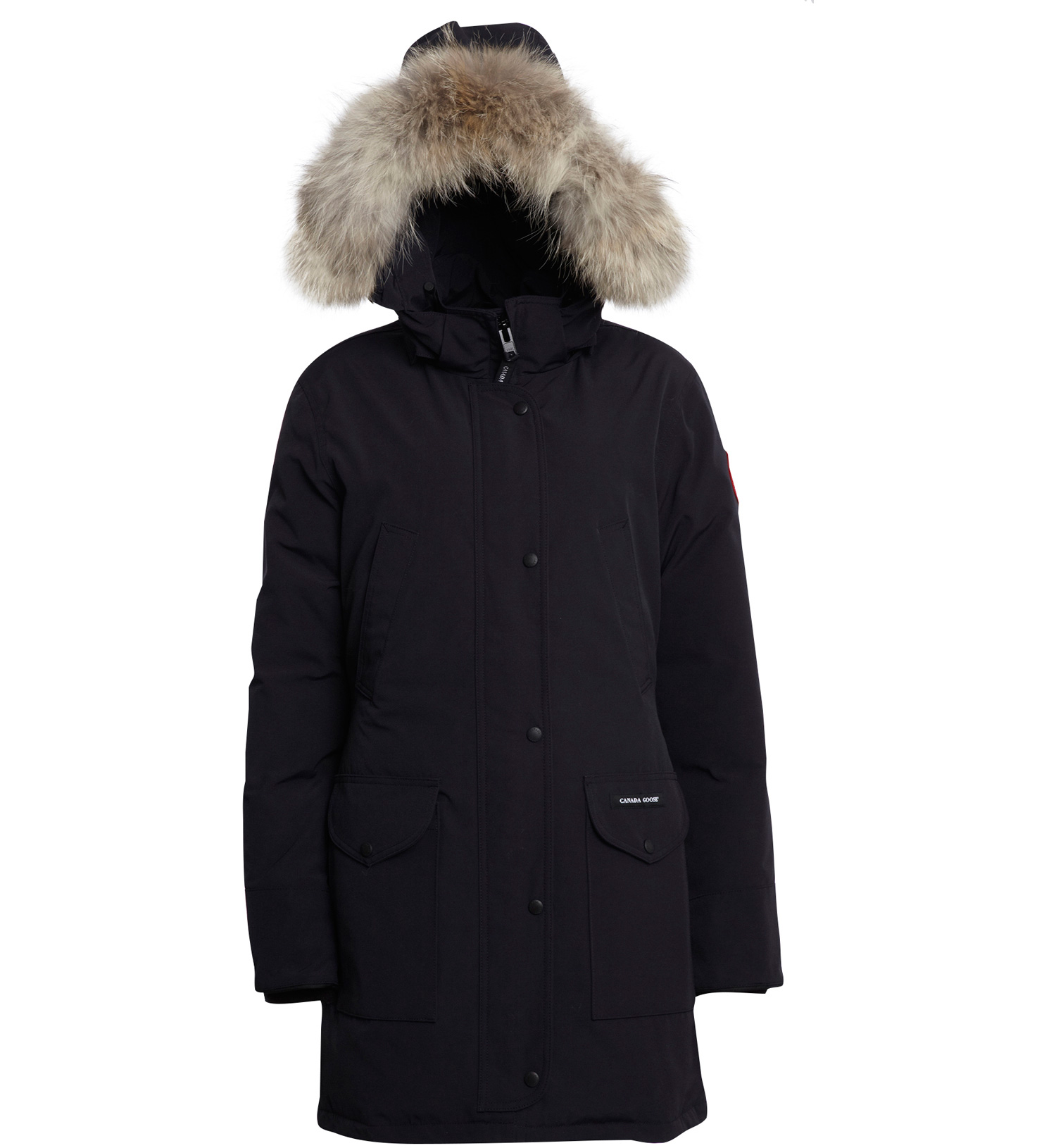 canada goose homme black