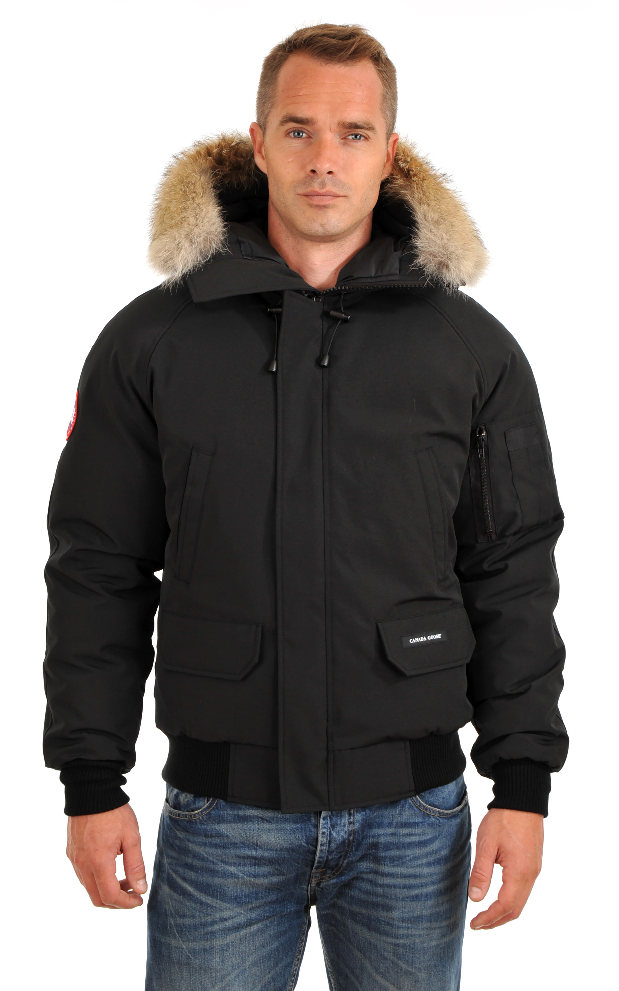 homme canada goose