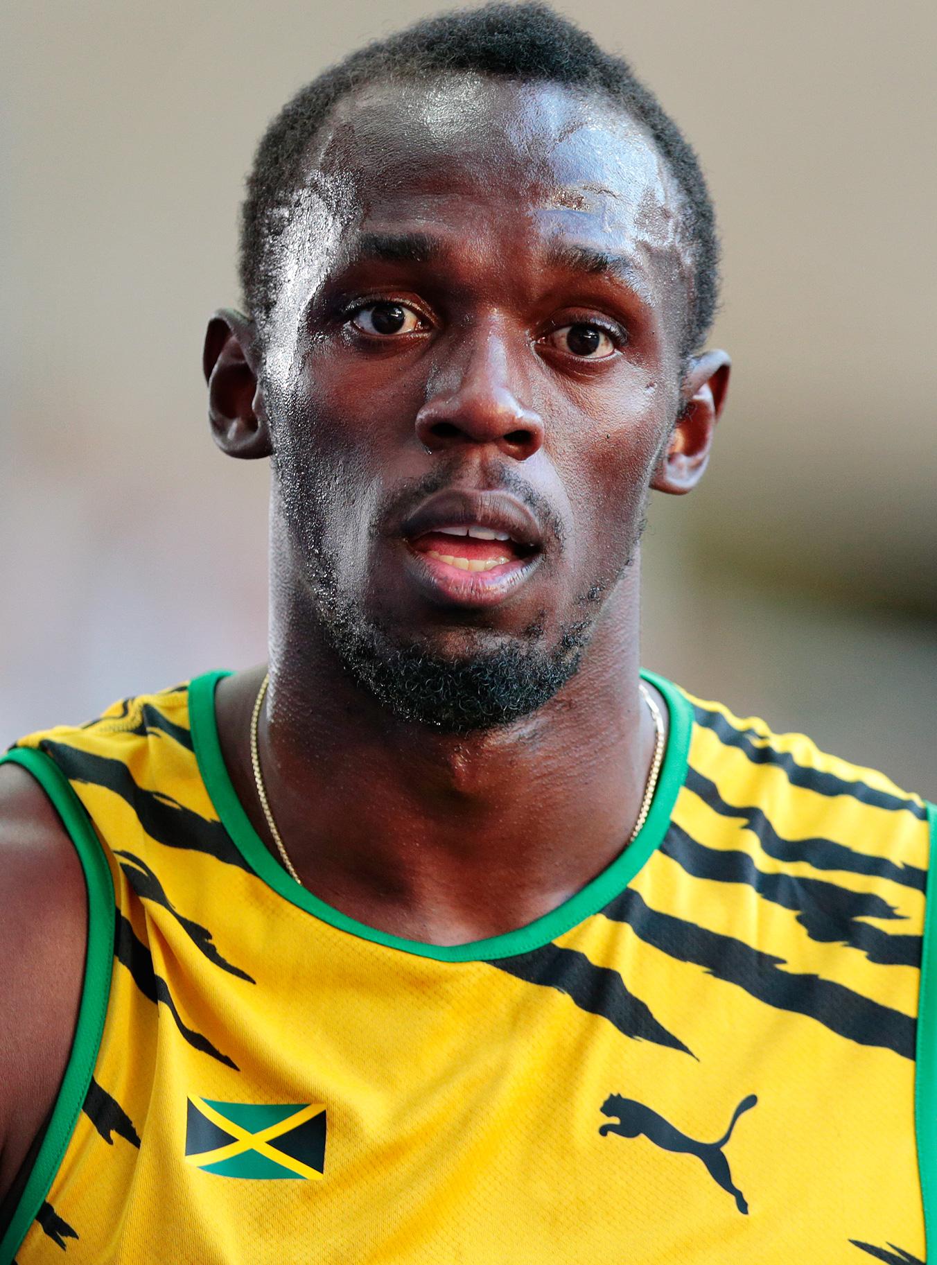 Usain Bolt Je Suis Totalement Admiratif De Ce Coureur
