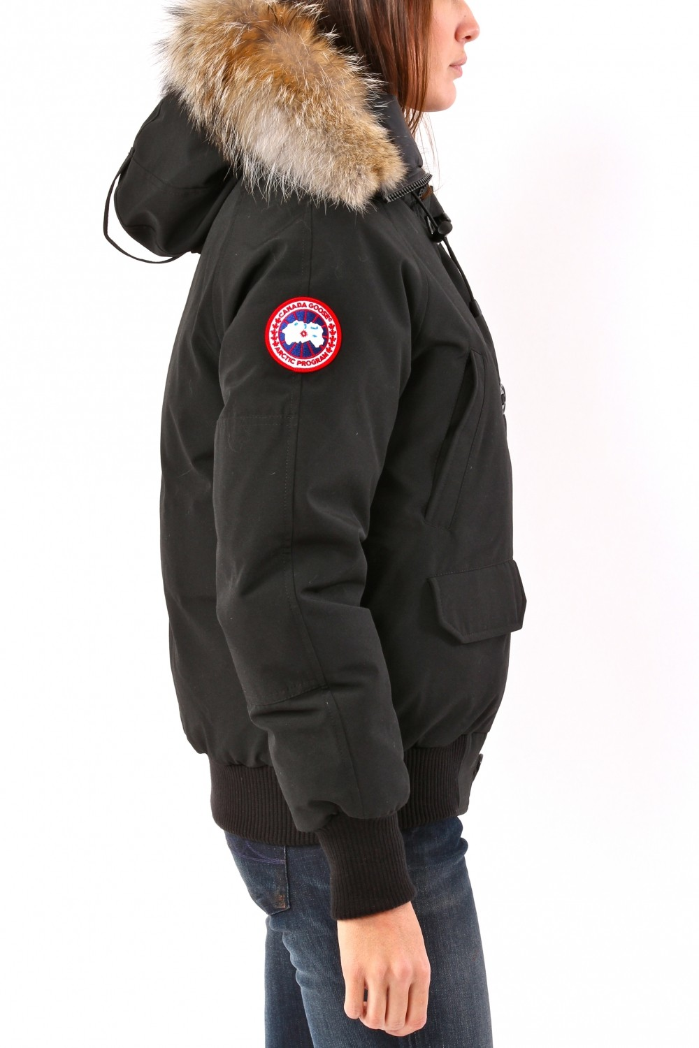 manteau canada goose pour femme canada goose langford. Black Bedroom Furniture Sets. Home Design Ideas