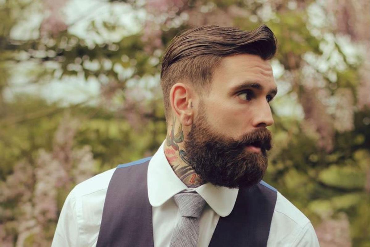 Faire pousser la barbe pour être différent