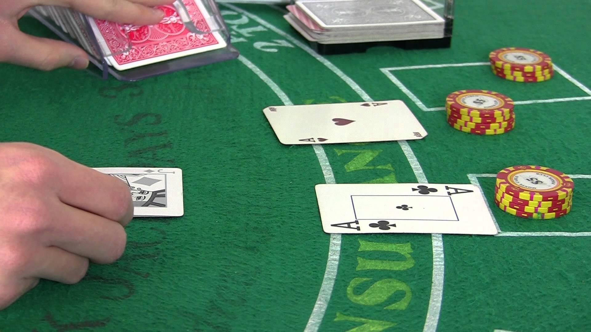 Tout l'intérêt du blackjack live