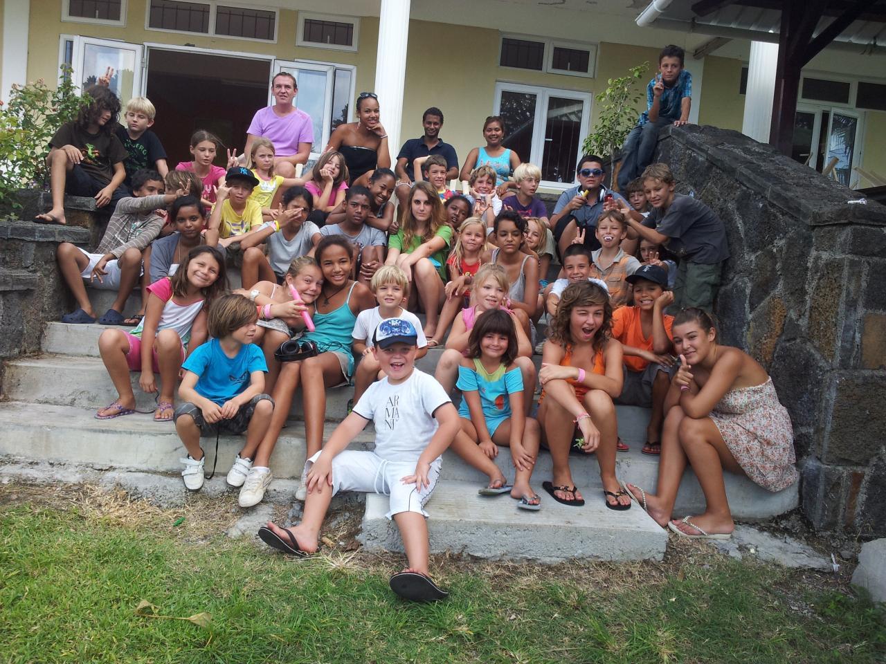 Colonie à l'étranger, une très belle opportunité pour les enfants