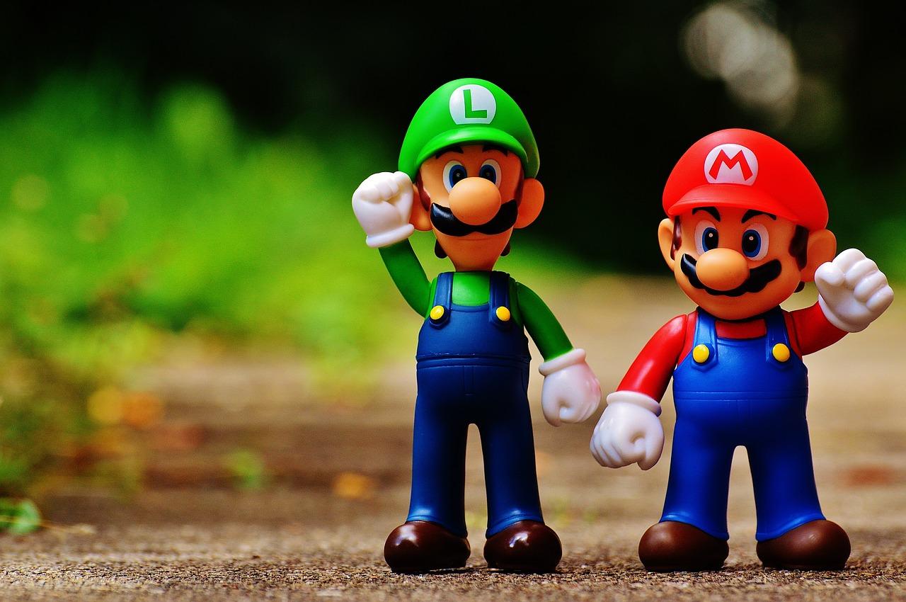 dessiner Luigi